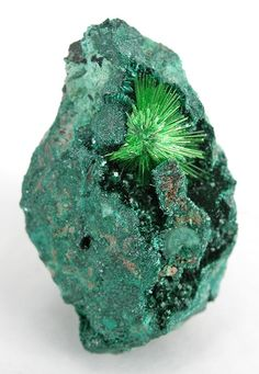 Cuprosklodowskite from Musinoi Mine, Shaba Province, Zaire