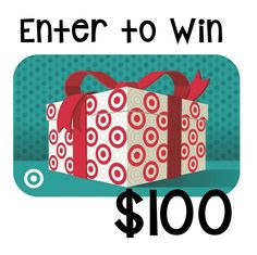 Target Gift Card!! Enter to win @ crazylittleprojects.com or redomom.com