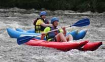 Enjoy a fantastic Smoky Mountains river rafting experience only with USA Raft. Discover the beauty of Gatlinburg's finest attractions. This is the perfect destination for a family vacation.