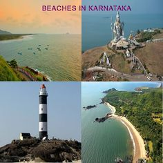 All the beaches in Karnataka have a unique continuity with lush green and naturally attractive. List of great beaches from Karnataka are Mangalore beach, Devbagh, Murudeshwara beach, Gokarna beach, Malpe beach and Kaup beach.Plan your vacation to Karnataka with Nakshatratrip.com.