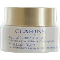 Vital Light Night Revitalizing Anti-ageing Cream --50ml-1.7oz
