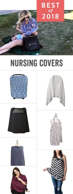 Full coverage nursing covers and stylish cover ups for moms who want to cover up while breastfeeding. Add your favorite breastfeeding cover up to your baby registry.