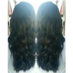 Brunette, long hair,  hotd, hairstyles,  curls,  soft curls, wella, wella hair,  wella ed, wella life