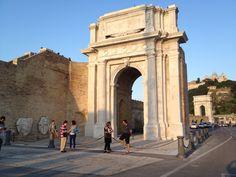 Ancona, Arco Clementino al Porto