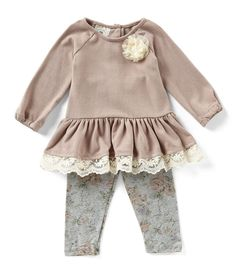 Shop for Marmellata Baby Girls 12-24 Months Drop-Waist Dress & Printed Capri Legging Set at Dillards.com. Visit Dillards.com to find clothing, accessories, shoes, cosmetics & more. The Style of Your Life.