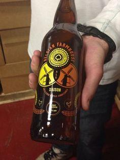 The Belgium Farmhouse style brew | Yelp