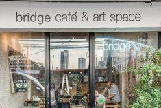 Bridge cafe & art space Cafe Art, Pattaya, Chiang Mai, Bangkok, Hot, Condo, Bridge, Villa, Bro