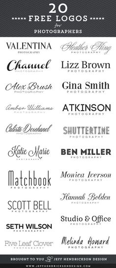 Who doesn't appreciate free stuff? I know I do when it's something of value. The designers of all the fonts used were kind enough to give away their fo