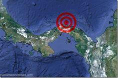 Sismo de magnitud 3,6 sacudió el Oeste de Panamá - http://panamadeverdad.com/2014/07/17/sismo-de-magnitud-36-sacudio-el-oeste-de-panama/