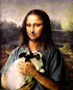 Photoshop Design by Zeid AKA (Nergal) for Mona Lisa - Design #8861569