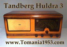 Tandberg Huldra 3