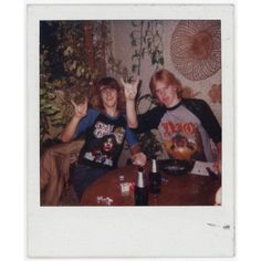 Rock And Roll Fantasy, Polaroid Film