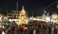 Kennebunkport, ME Christmas Prelude-- been to Kennebeunkport, one of my fav places in Maine, but never for Christmas