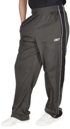0f6eb5701cd1e7 Reebok Men s Tricot Workout Gym Traveller Track Pants Athletic Gear