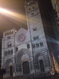 Cattedrale di San Lorenzo #genova #italy #roadtrip #travel