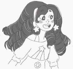 spacelazy: a steven/mabel pines fusion idea from.