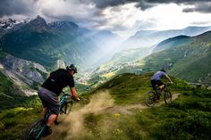 Downtime in The Alps With Richie Rude and Jared Graves - Pinkbike