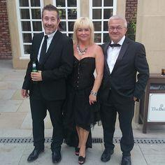 Neil Beckley, Maxine Brunton-Cole & David Wright