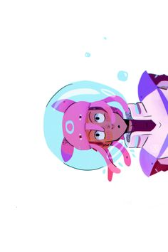 Remember that one episode where Lance had a fucking jellyfish on his head