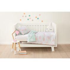 Reversible Layla Cot Comforter Set | Kmart