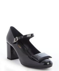 Saint Laurentblack patent leather mary-jane pumps. Get amazing discounts up to 60% Off at Bluefly with Coupon and Promo Codes.