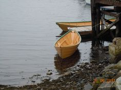Dory, Lunenburg NS