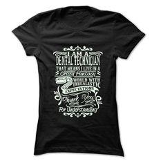 Job Title Dental Technician T Shirts, Hoodies. Get it here ==► https://www.sunfrog.com/LifeStyle/Job-Title-Dental-technician-99-Cool-Job-Shirt-.html?57074 $22.25