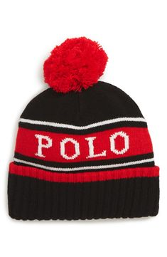 Sorry i/'m SWAG Pompom Winter Knitted hats Thick Ski Beanie Multi Color Wholesale
