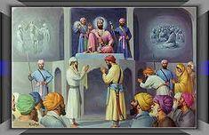 Untitled Document Guru Hargobind, Guru Gobind Singh, Game Of Love, Gurbani Quotes, Religion, Spirituality, History, Creative, Warriors