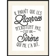 Funy Quotes, Messages, Thoughts, Words, Illustrations, French, Deco, Photos, Funny Unicorn