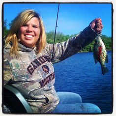 8 1/2 inch crappie