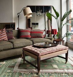 Our Curved Hound the perfect conversation sofa covered in spruce nubuck and green velvet trim now showcasing in the designed VIP room Collect Fair at the Saatchi Gallery this weekend Living Room, Room, Sofa Covers, Sofa, Conversation Sofa, Home Decor, Green Velvet, Vip Room, Coffee Table