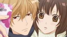 This one I just recently finished watching, Wolf girl and black prince <3 and it's a beautiful and very funny anime. I suggest it !