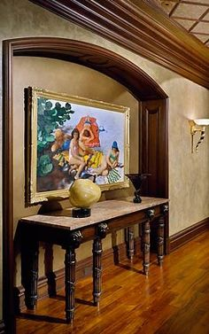 Another foyer idea