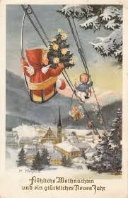 Risultati immagini per ebay c immagini cartoline natale vintage