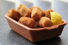 Zo maak je zelf Spaanse Kroketjes met serranoham » Lekker Tafelen