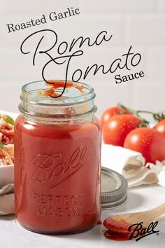 Sauce Recipes, Real Food Recipes, Yummy Food, Canning Food Preservation, Preserving Food, Canning Tomatoes, Canning Recipes, Canning Tips, Homemade Sauce