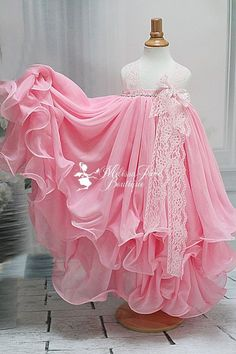 Shall We Dance So Pretty Princess Dress por MelissaJaneBoutique