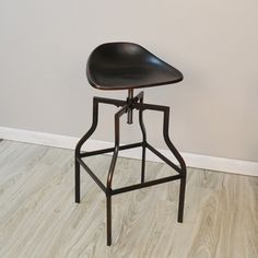 Shop For Hoffman Adjustable Scoup Seat Stool. Get Free Shipping At  Overstock.com  . Counter Height ...
