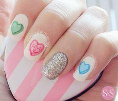 Nail Art, Nail Designs, Valentine's Day Nails | NailIt! Magazine