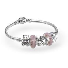 girls pandora bracelets