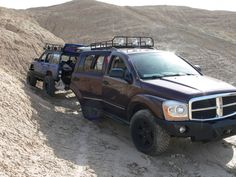 05 Dodge Durango Off Road Pinterest
