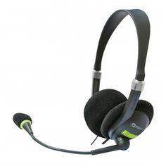 Słuchawki komputerowe z mikrofonem Manta HDP002