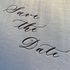 Handwritten Calligraphy | Babooche Calligraphy Calligraphy Wedding Place Cards, Calligraphy Save The Dates, Letterpress Save The Dates, Calligraphy Envelope, Foil Wedding Invitations, Modern Calligraphy, Cute Handwriting, Vow Booklet, Wedding Paper