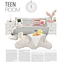 """Teen room ♥"" by morana-m on Polyvore"