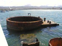 Arizona Memorial. Pearl Harbor.