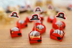 Festa pirata, mesa Jake e os Piratas da Terra do Nunca, aniversário infantil