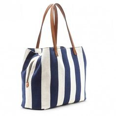 Black White Geo Printed Oversize Tote   Millie   Free Shipping on Orders $30+