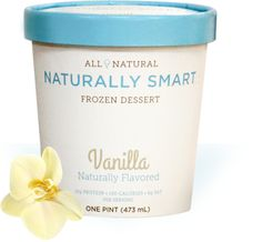 Private Label Ice Cream:  Naturally Smart Low Fat High Protein Frozen Dessert.  Learn More at www.icecreamprivatelabel.com