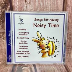 Children's Songs for Having Noisy Time Kids Music 28 Different Tracks songtime Bus Girl, Cds For Sale, The Music Man, Wheels On The Bus, Time Kids, Music For Kids, Songs, Play, Children